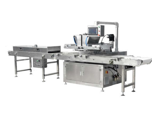 Automatic Candy Bar Production Line